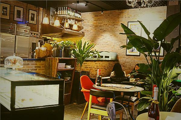做法堪比国外的海鲜西餐厅